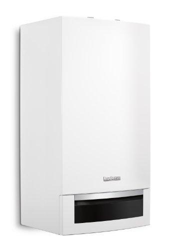 Buderus Gas-Brennwert-Heizung Heiztherme GB 172 20 kW Brennwert Gastherme